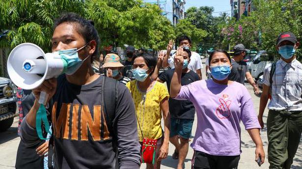 Myanmar unrest   Berlin envoy takes stand against junta