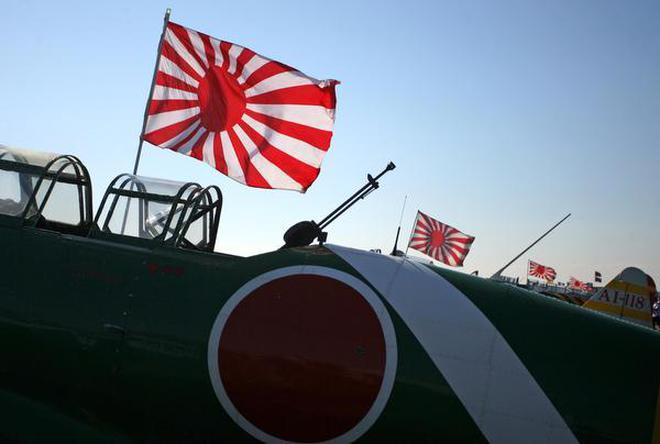 S. Korea urges Japan to remove 'rising sun' flag