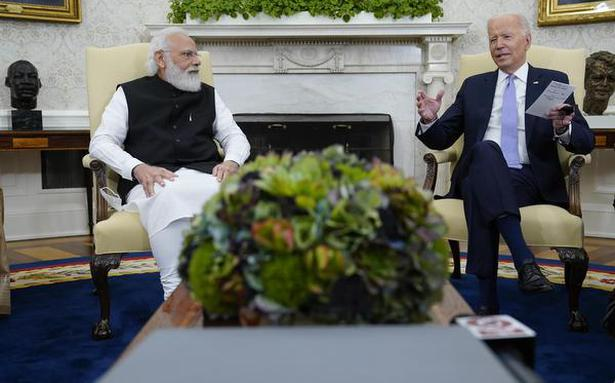 India, U.S. condemn cross-border terrorism; call for perpetrators of 26/11 attacks to be brought to justice