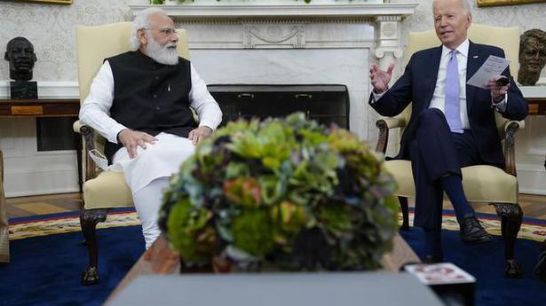 India, U.S. find alignment on Indo-Pacific, countering terror