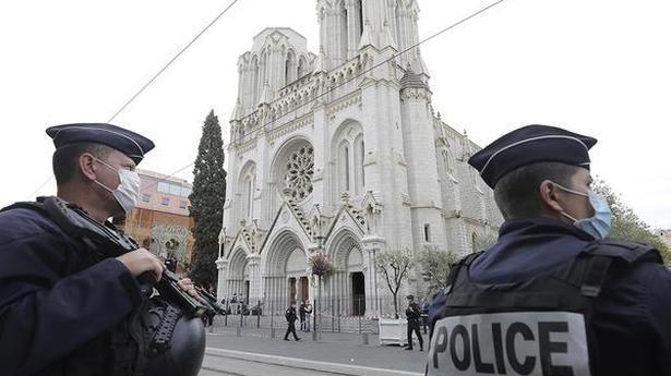 France raises threat level to highest
