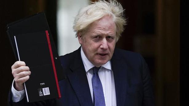 U.K. will work with Taliban if necessary, says Boris Johnson