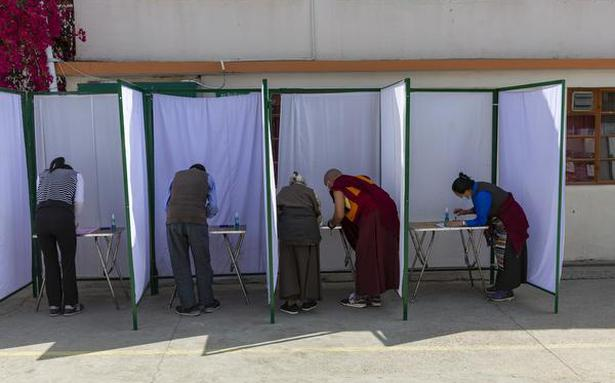 Tibetans in 26 countries cast votes for Dharamshala-based parliament-in-exile