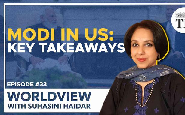 Key takeaways from PM Modi's visit to the US | Worldview with Suhasini Haidar