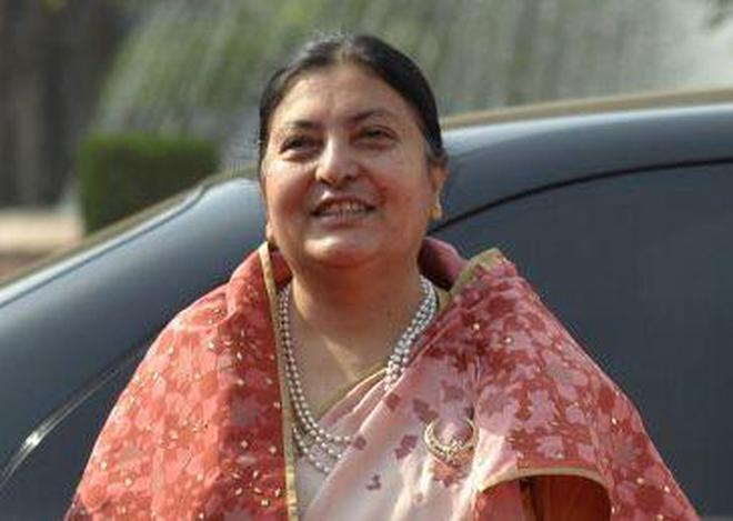 Image result for bidya devi bhandari