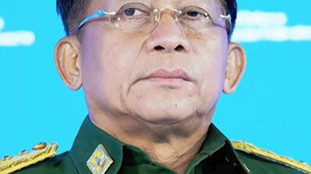 Myanmar junta ruler takes PM role