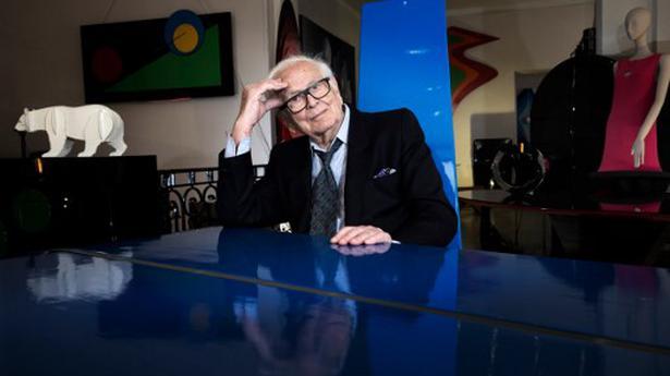 French fashion designer Pierre Cardin passes away