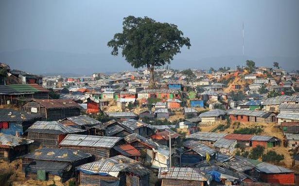 Seven killed in Rohingya camp attack