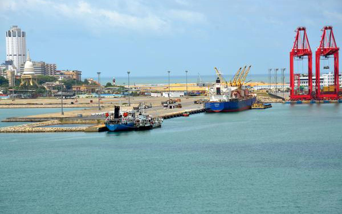 Amid heightened speculation, no final decision on East Container Terminal,  says Sri Lanka - The Hindu