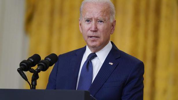 Biden vows to finish Kabul evacuation, avenge U.S. deaths