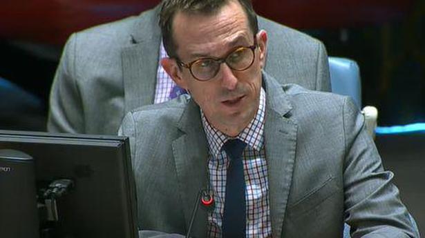 U.S. votes against U.N. resolution condemning U.S. embargo on Cuba