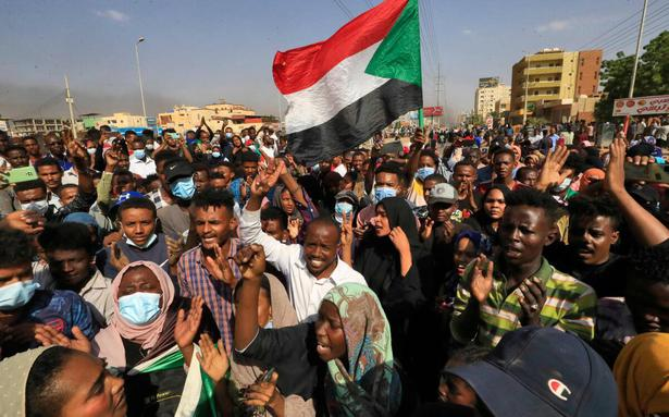 Sudan's military takes power in coup, arrests Prime Minister Hamdok