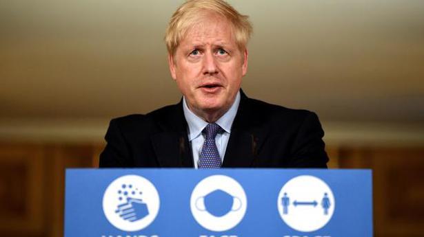 Coronavirus | U.K. PM Boris Johnson cautiously welcomes 'loud toot' of the vaccine bugle