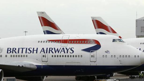 British Airways flight lands in Scotland instead of Germany