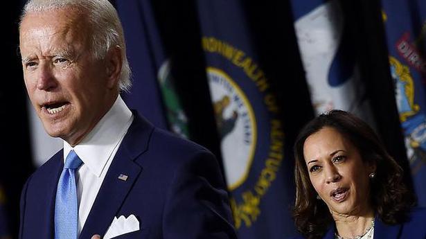 Coronavirus   Joe Biden, Kamala Harris test negative