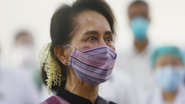 'Unwell' Aung San Suu Kyi skips Myanmar trial hearing