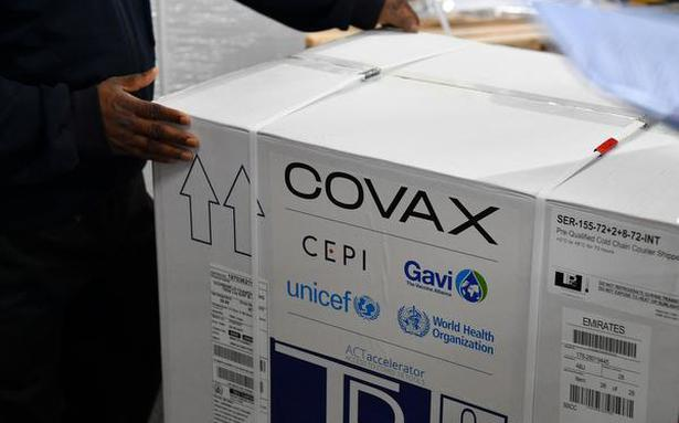 Sri Lanka receives 500,000 doses of COVID-19 vaccines from India