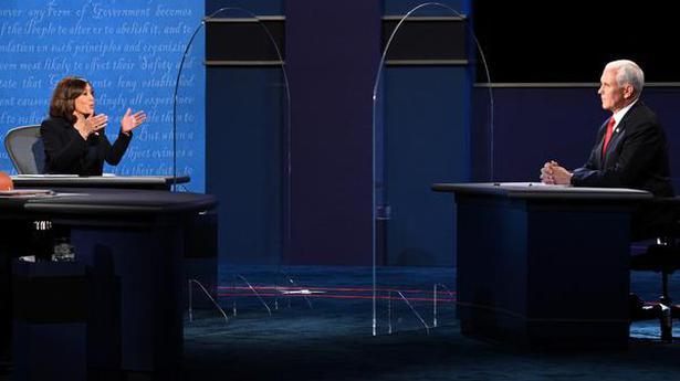 U.S. election 2020 | Pandemic dominate Harris-Biden debate