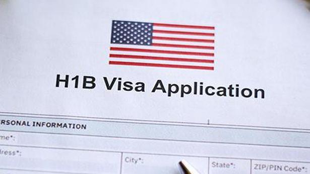 US imposes new curbs on H-1B visas - The Hindu