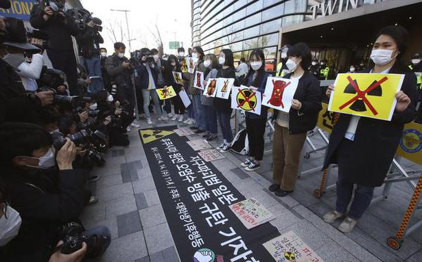 South Korea seeks international litigation over Japan's Fukushima water decision
