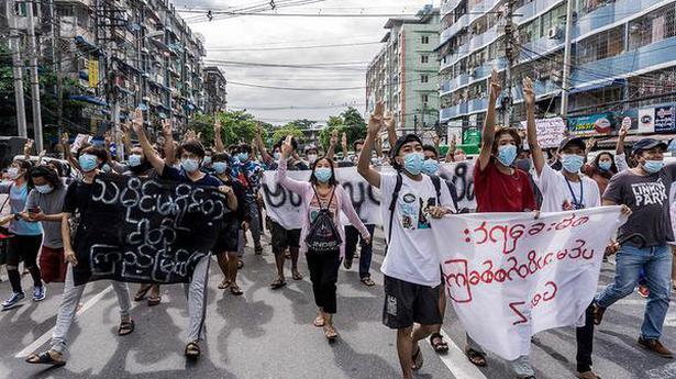 A rare solidarity for Rohingya