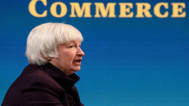U.S. drops key obstacle to global digital tax: Treasury