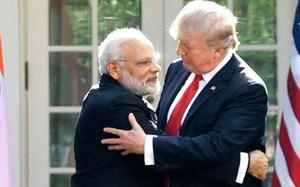 'Delighted' by Trump's decision to join Houston rally, says Modi