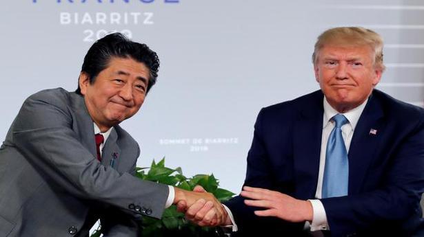 Shinzo Abe 'greatest' Prime Minister in Japan's history, says Trump