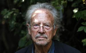 Swedish academy defends decision to award Nobel prize to Peter Handke