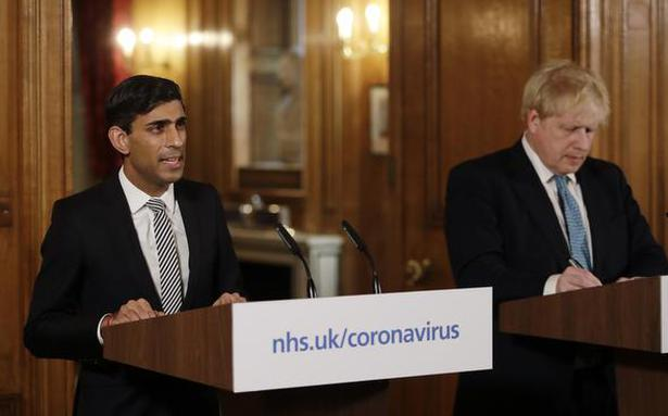 UK FM Sunak writes to PM Johnson to ease COVID travel curbs: Report