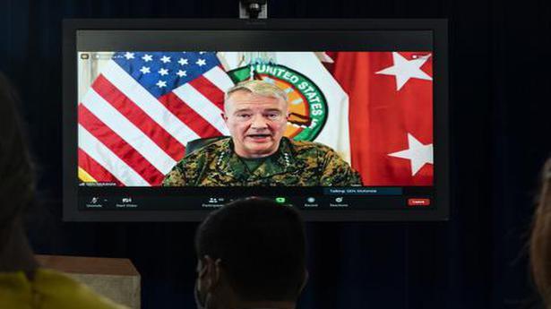 Kabul drone strike was a mistake, admits top U.S. military commander