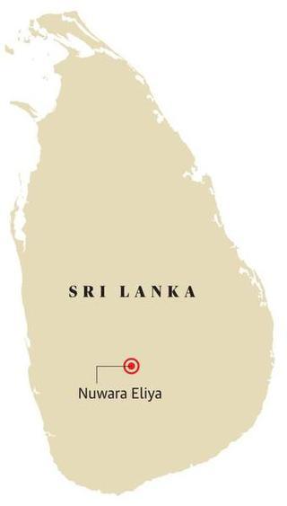 In Sri Lanka, a people living off borrowed money