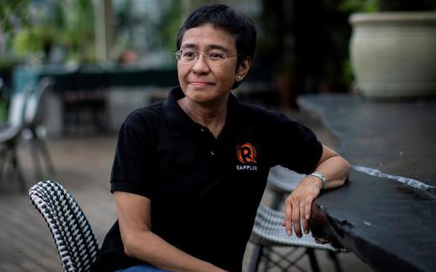 Nobel laureate Maria Ressa talks about journalism in the age of authoritarianism, big tech and terrorism | Worldview with Suhasini Haidar