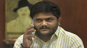 Hardik Patel held in sedition case