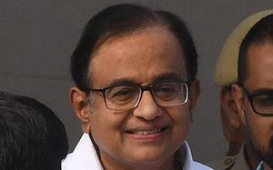 No one in the govt. felt a 'pang of guilt' about Abhijit's remarks on economy: P. Chidambaram
