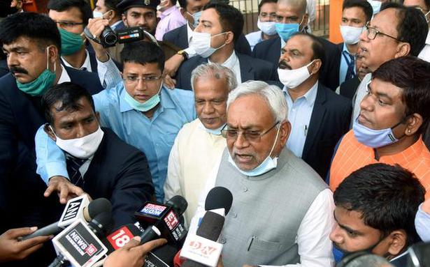 Top news of the day: Nitish Kumar to take oath as Bihar CM for fourth term on November 16; India's COVID-19 caseload crosses 88-lakh mark, and more