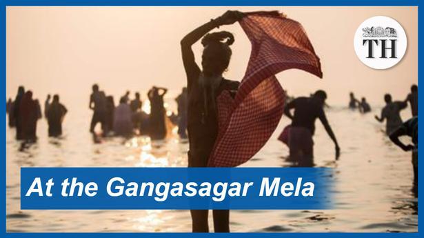 Watch | At the Gangasagar Mela