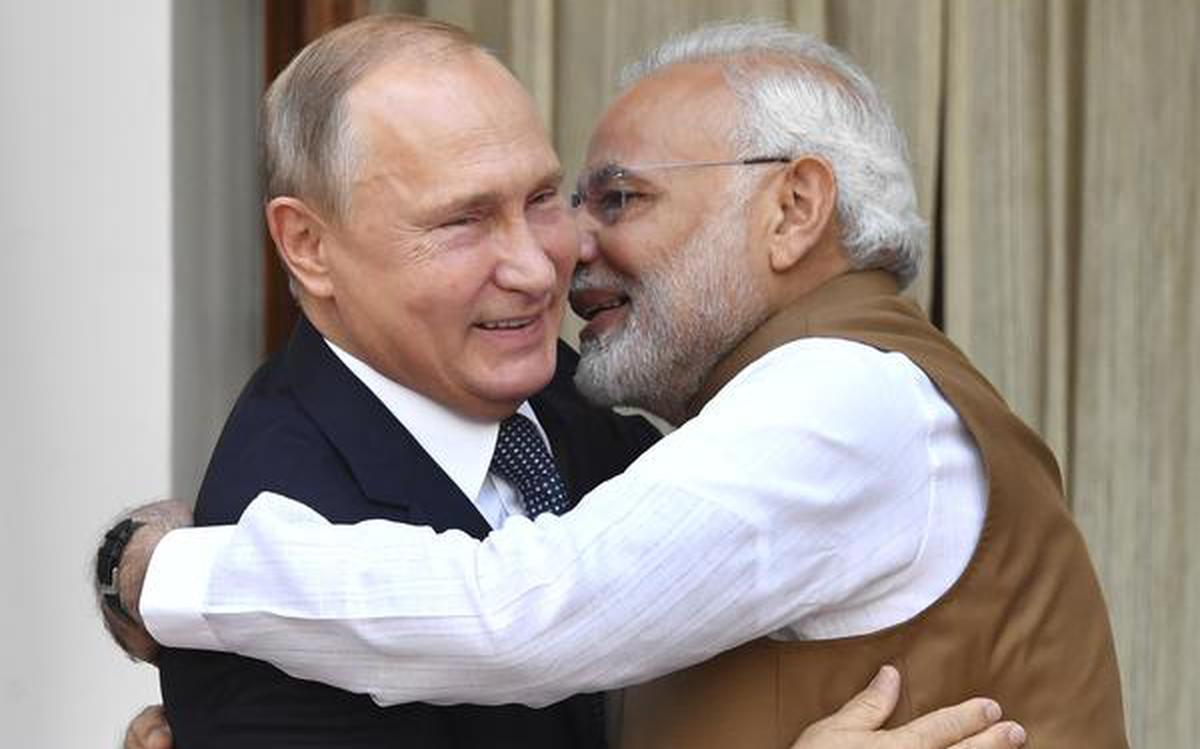 India leaves out offset clause for S-400 - The Hindu