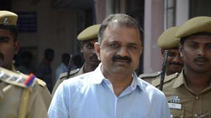 Image result for Rajiv assassination: DMK slams AIADMK for delay in decision on convict's plea