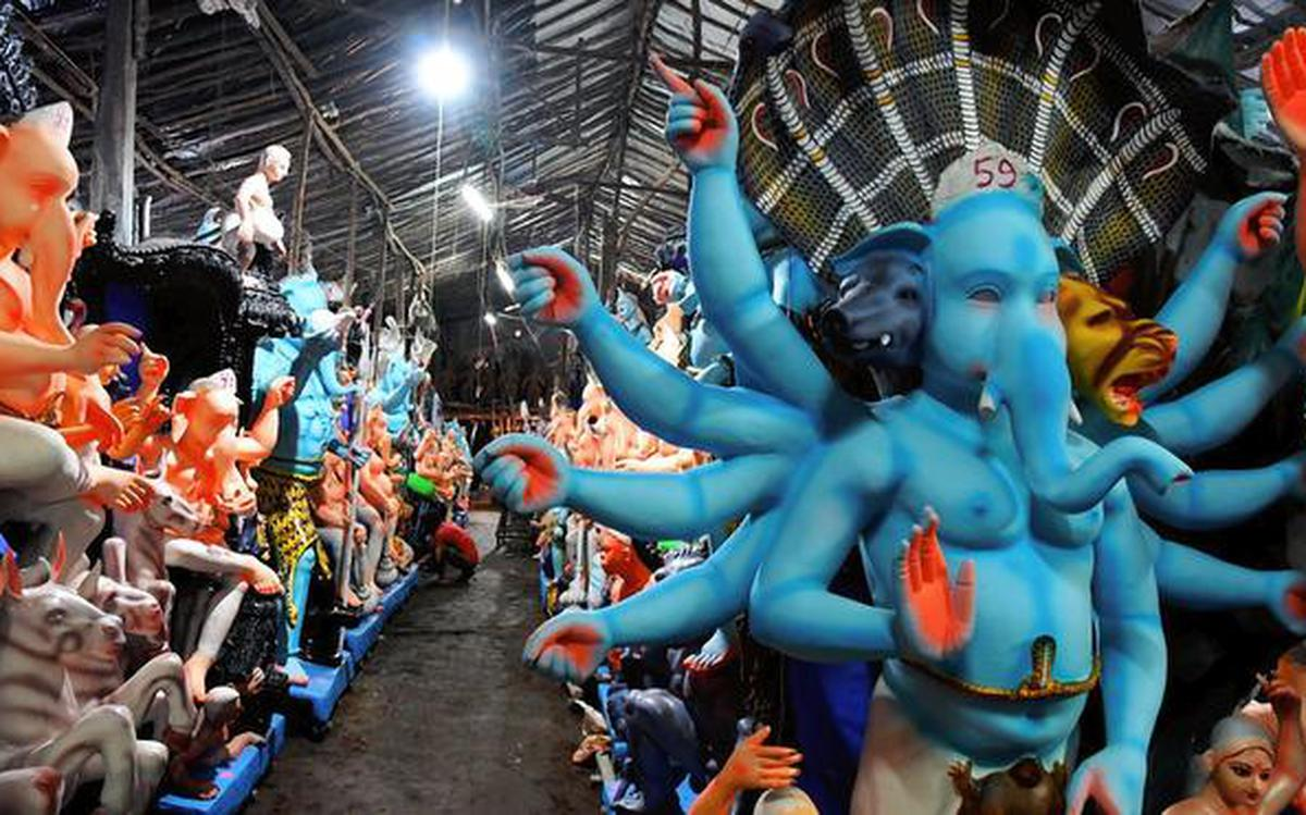Ganesh Chaturthi: It will be feats of clay this year for the