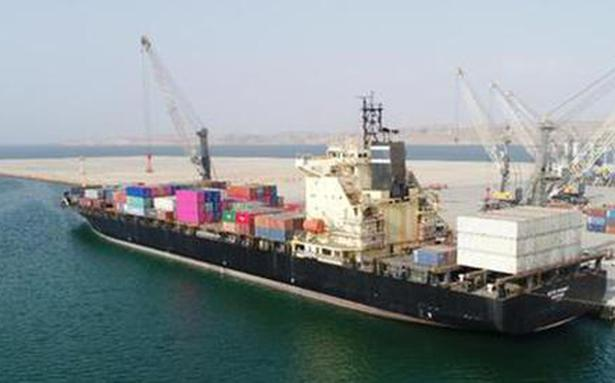 India to supply four more mobile harbour cranes to Iran's Chabahar port
