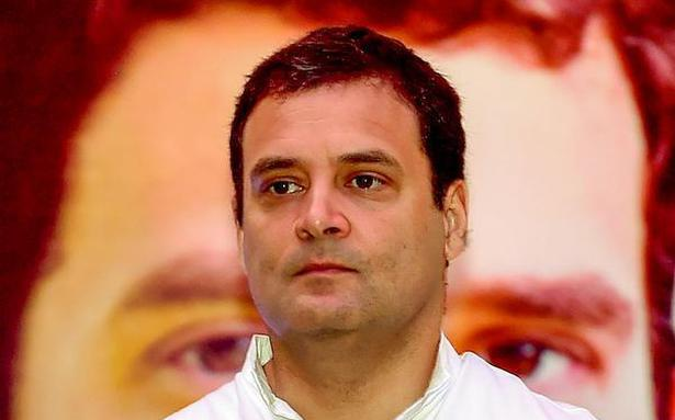 'Sacred Games' case: A fictional character can't mar my father's service to the nation, says Rahul