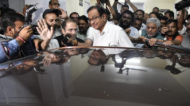 P. Chidambaram spends a quiet night at CBI headquarters
