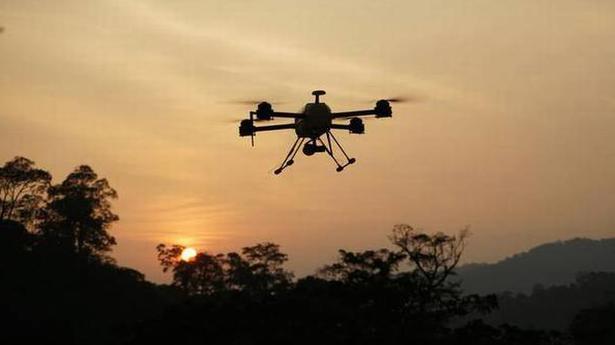 Suspected Pak drones noticed at 3 locations in J&K's Samba