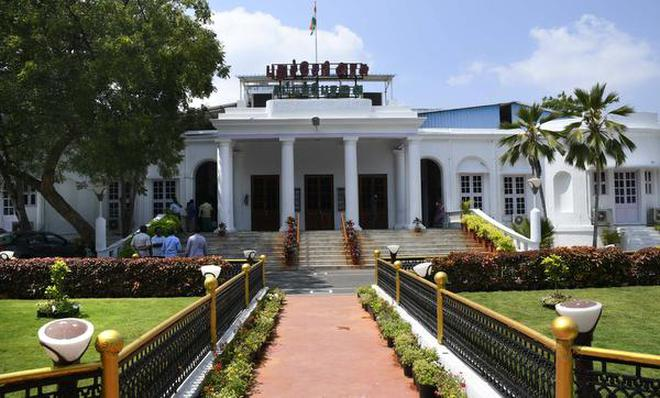 Union Territory of Puducherry is my 'property' to administer, says