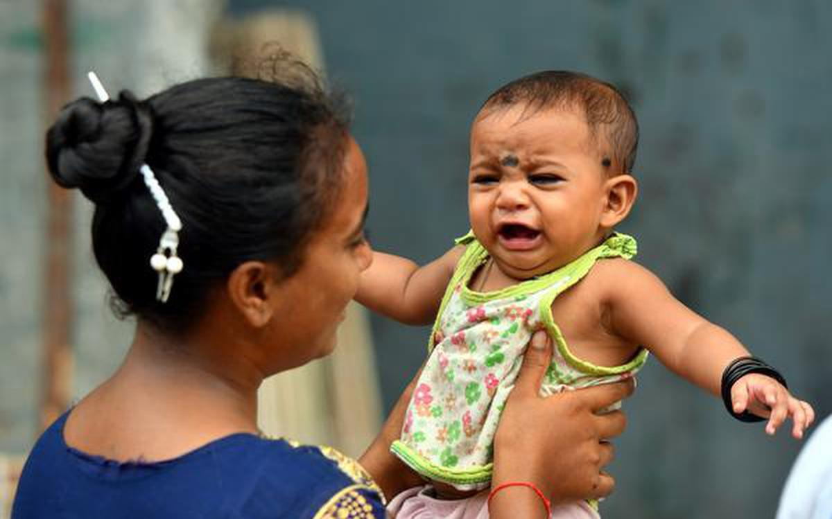 1,19,000 Indian children lost caregivers to COVID-19, says Lancet report -  The Hindu