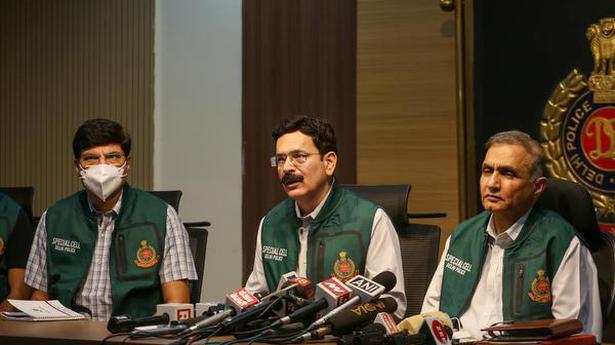 Pakistan-based terror module busted, 6 held: Delhi Police