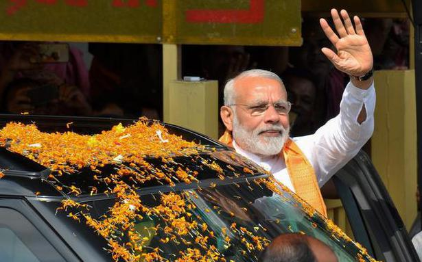 Modi to be on four-nation tour from May 29 to June 3