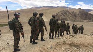 India, China maintaining peace on border: Rajnath Singh