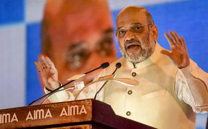Politics live | Modi showed Pakistan its place by abrogating Article 370: Amit Shah